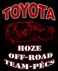 Hoze Off-Road Team - Pécs
